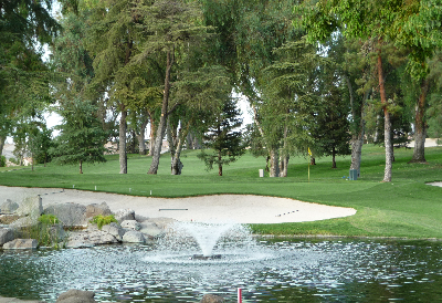 Fort Washington Golf Country Club Fresno California